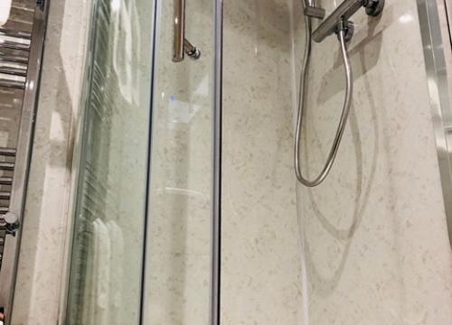 Room 1 modern mixer shower